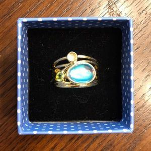 Jewelry - Moonstone Ring Size 7